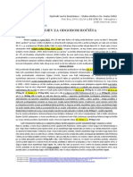 4 dopis sudu u Zelini - zahtjev za odgodom ročišta