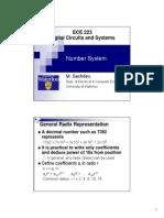 ECE 223 Number System