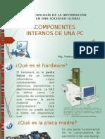 Partes de un ordenador - TISG