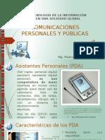 Comunicaciones Personales - GPS  - TISG