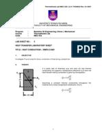 LS5 - Heat Conduction (Simple Bar)
