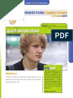 4th Quarter 2015 Lesson 1 Cornerstone Connections