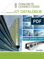 Peikko - Product Catalogue 2016