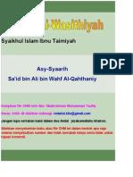 Aqidah Al Wasthiyah (Ibnu Taymiyah)