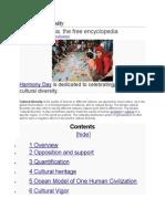 Cultural diversity.doc