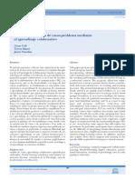Análisis y Resolución de Casos-problema Mediante Trabajo Colaborativo