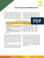 Analisis Inflasi September 2015_lpem Feb Ui