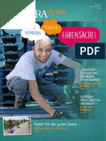 ADRA Direkt 3/2015 - Anpacken, Mitmachen, Bewegen - Ehrensache!