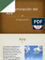 Contaminación Del Aire en Latino América