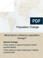 1 - population change   structures