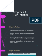 Chapter23 High Inflation