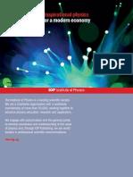 Iop Report Physics