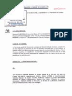 Le PV d'huissier Lizy-sur-Ourcq