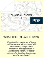 financial flows 1