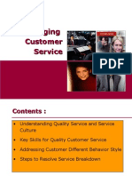 Managing Customer Service-1