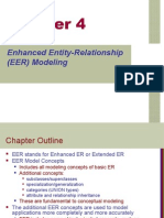 18475464 Enhanced Entity Relationship EER Modeling[1]