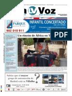 La Voz de Torrelodones y Hoyo de Manzanares- Nº 146. Octubre 2015