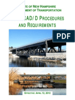 Microstation Cadd Procedures