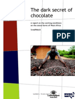 Tragedy of cocoa in African farms