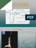 elasticidad compresión flexion