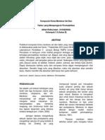Komposisi Kimia Memban Sel Dan Faktor Yang Mempengaruhi Permeabilitas Membran