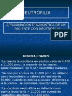 Alteraciones Neutrofilos Eosinofilos y Linfocitos