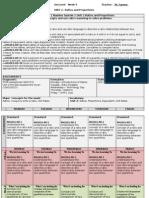 unit 2 lesson plan r p 1-week ii