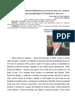 Pedagogia Lui Viktor Fedorovici Shatalov