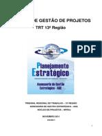 Manual de Gestão de Projetos