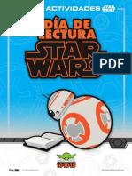 Libro de Actividades Star Wars