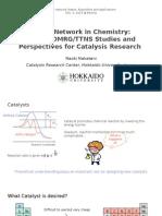 Tensor Network in Chemistry