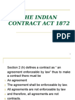 The Indian Contract Act 18722