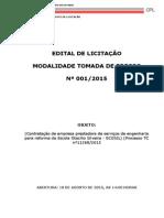 TOMADA DE PREÇOS 001-2015 - REFORMA DO PRÉDIO DA ECOSIL.pdf