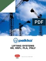 Peikko Lifting Systems