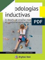 Metodologías Inductivas - El Desafio de Enseñar ALFREDO PRIETO