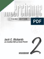 Interchange 2 Workbook Third Edition