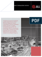 Commercial Real Estate Transaction Review South Africa March 2015