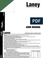 Laney manual de usuario