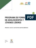 Programa Jóvenes Líderes 12 Febrero (Reparado) (Reparado).doc