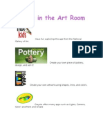 apps in the art room