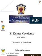 Enlace Covalente - Jc