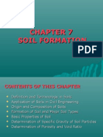 Chapter 7 Soil Formation