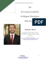 @Bellorodrigo - Da Inconstitucionalidade Do RDD