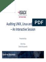 Unix A2Z