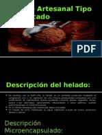 Helado Artesanal