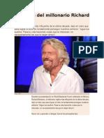 Diez Tips Del Millonario Richard Branson