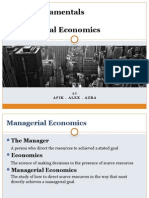 The Fundamentals of Managerial Economics (Fixed)