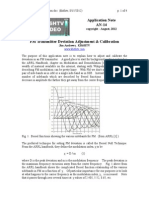 Application Note AN14 FM Deviation