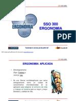 Sso 300 - Ergonomia