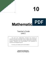 Math10 Tg u2